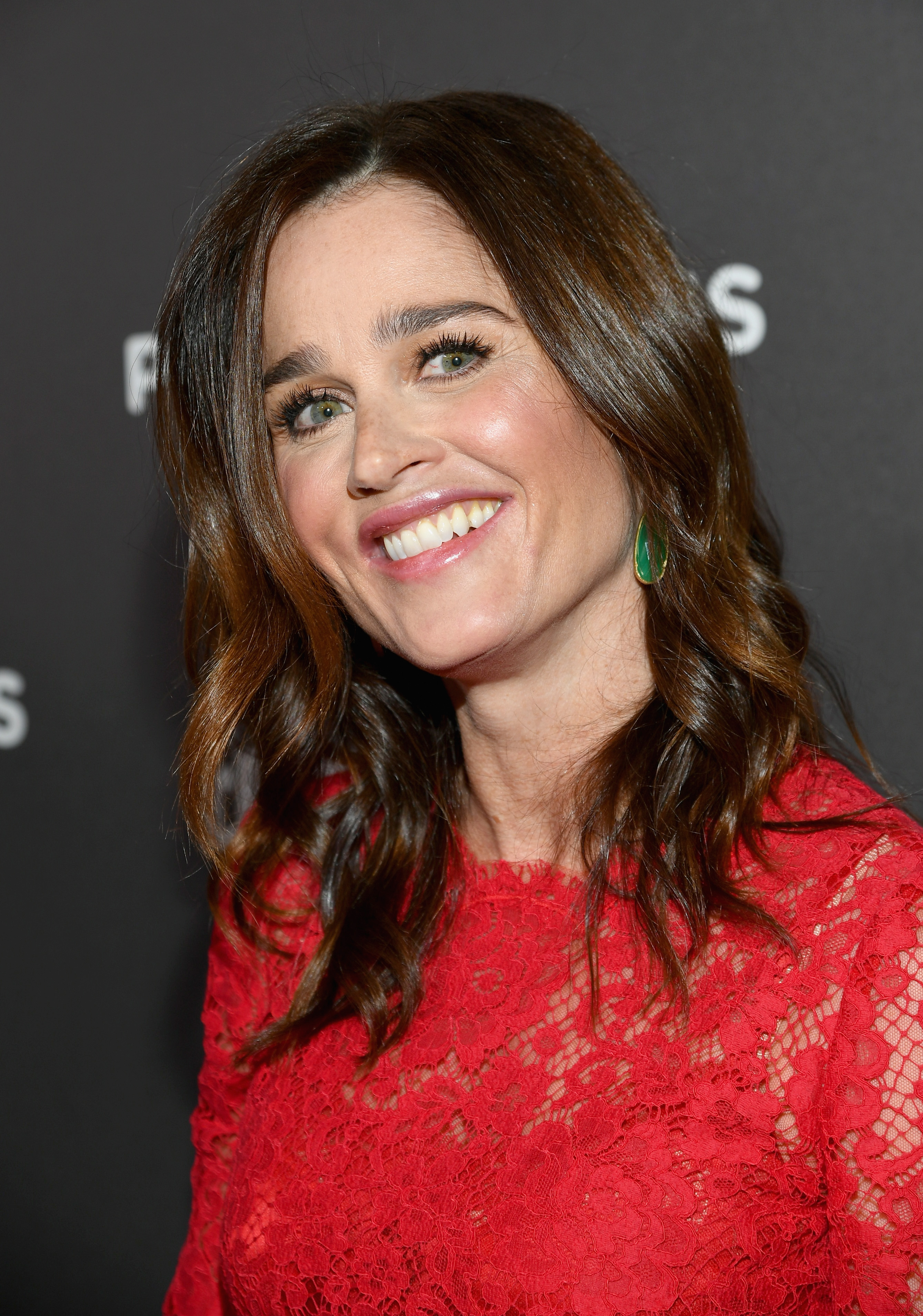 Robin Tunney attends Entertainment Weekly Celebrates Screen Actors Guild Award Nominees sponsored by L'Oreal Paris, Cadillac, And PopSockets at Chateau Marmont on January 26, 2019, in Los Angeles, California. (Getty Images)