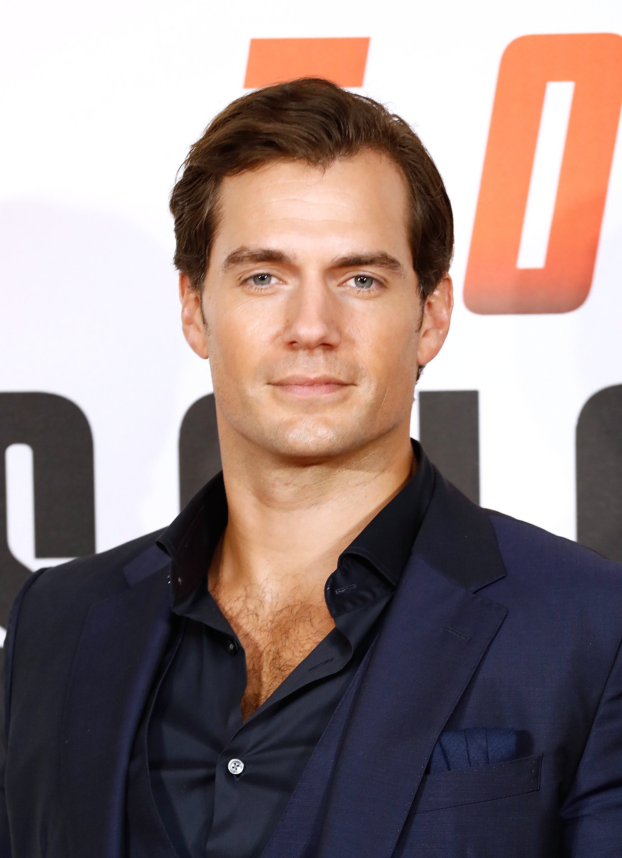 Henry Cavill attends the UK Premiere of 'Mission: Impossible - Fallout' at the BFI IMAX on July 13, 2018 in London, England.