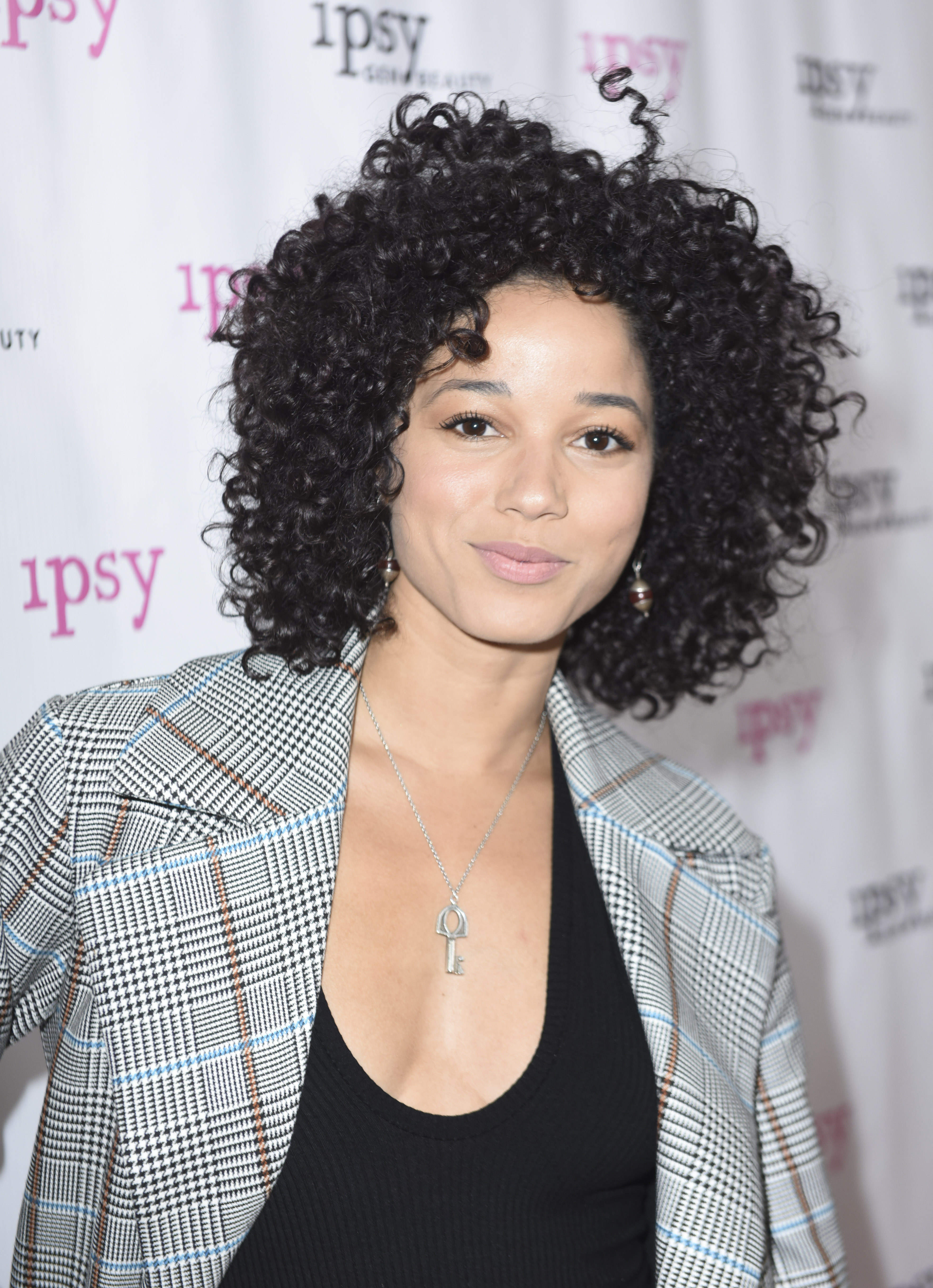 Alisha Wainwright attends ipsy Gen Beauty at the Los Angeles Convention Center on March 24, 2018 in Los Angeles, California.