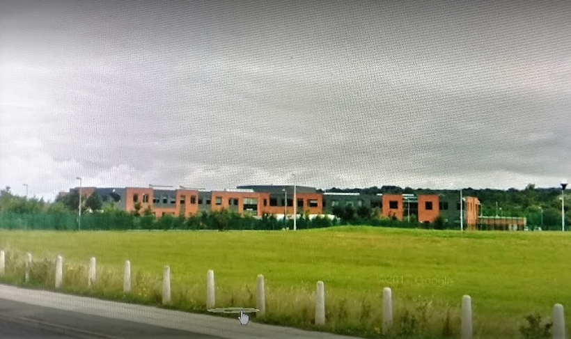 The Woodchurch High School banned pupils from sporting expensive coats and jackets last month (Source: Google Maps)