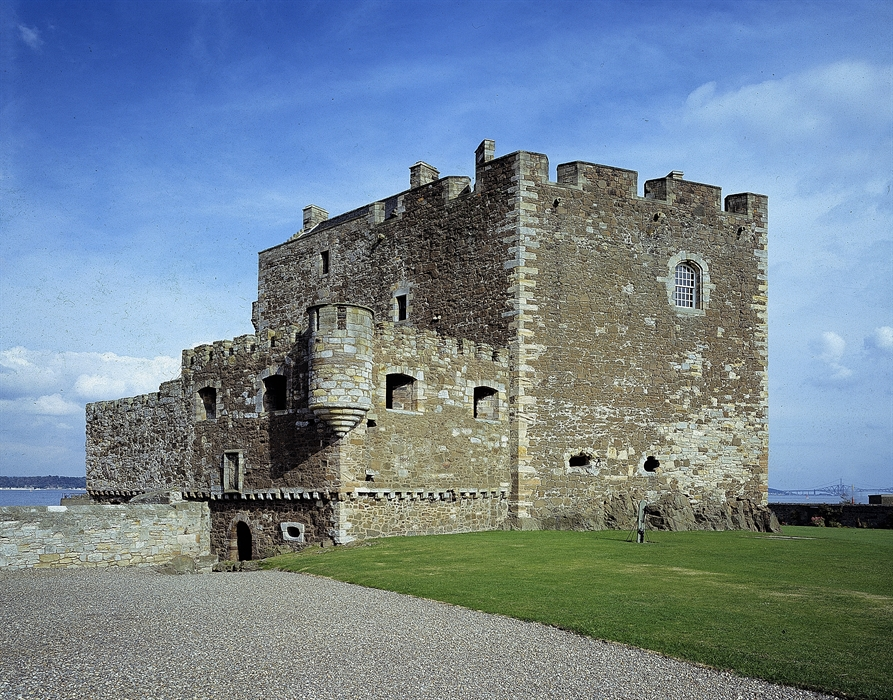 Blackness Castle was built in the 15th century by one of Scotland's most powerful families, the Crichtons (Visit Scotland)