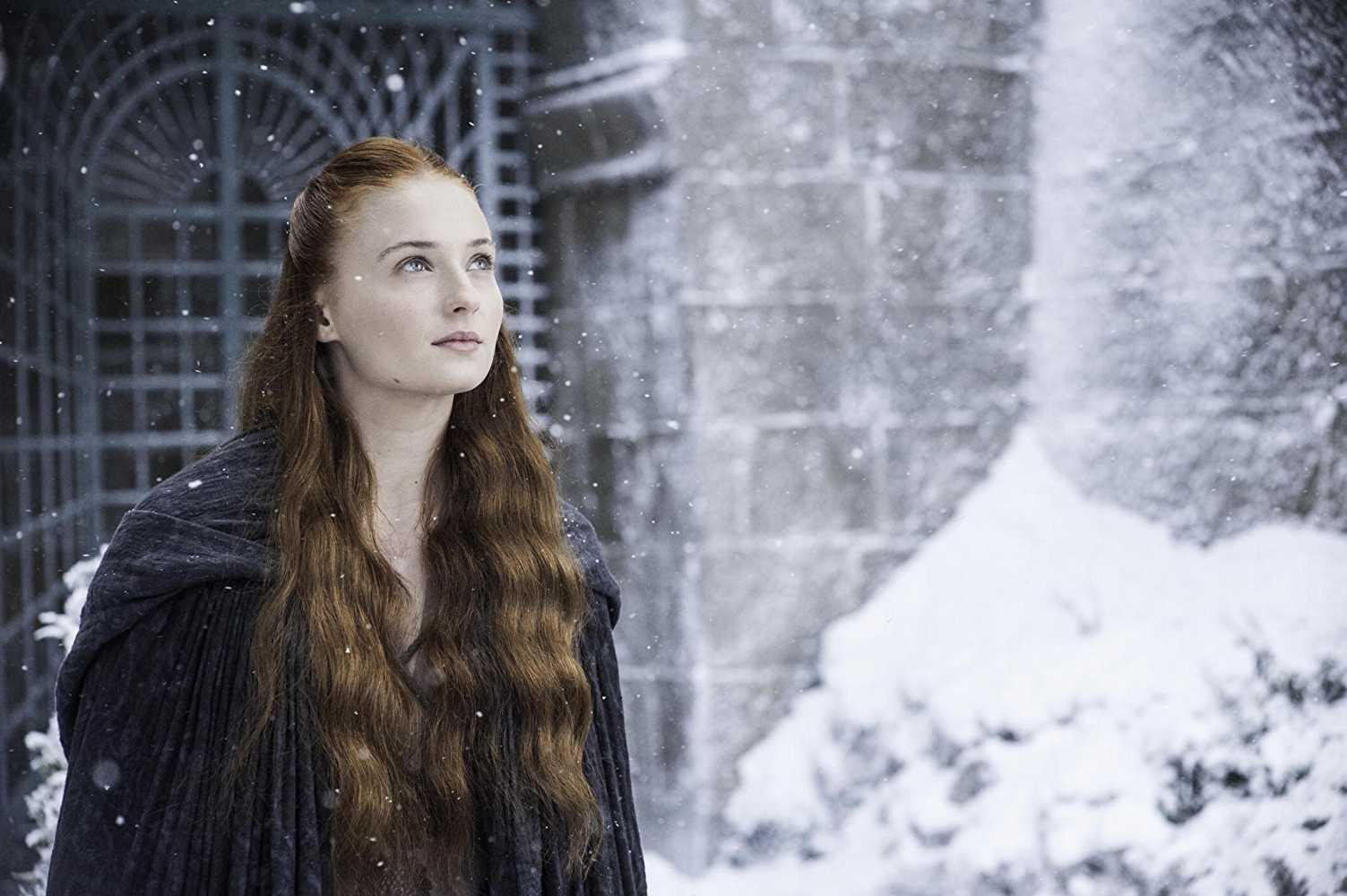 Sansa was left alone with the Lannisters who tortured her. (IMDb)