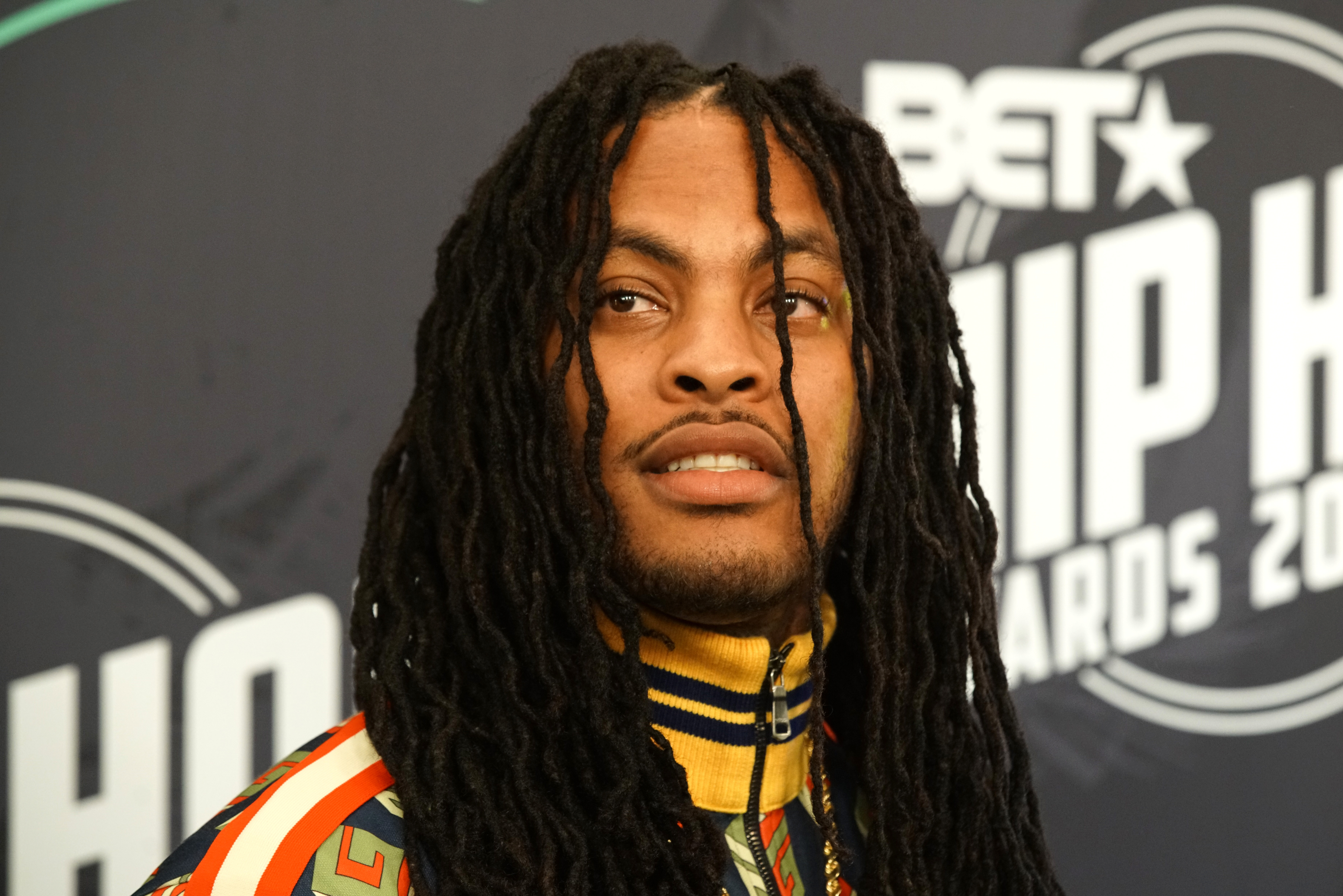 Rapper Waka Flocka attends the BET Hip Hop Awards 2017 at The Fillmore Miami Beach at the Jackie Gleason Theater on October 6, 2017 in Miami Beach, Florida. (Photo by Bennett Raglin/Getty Images for BET )