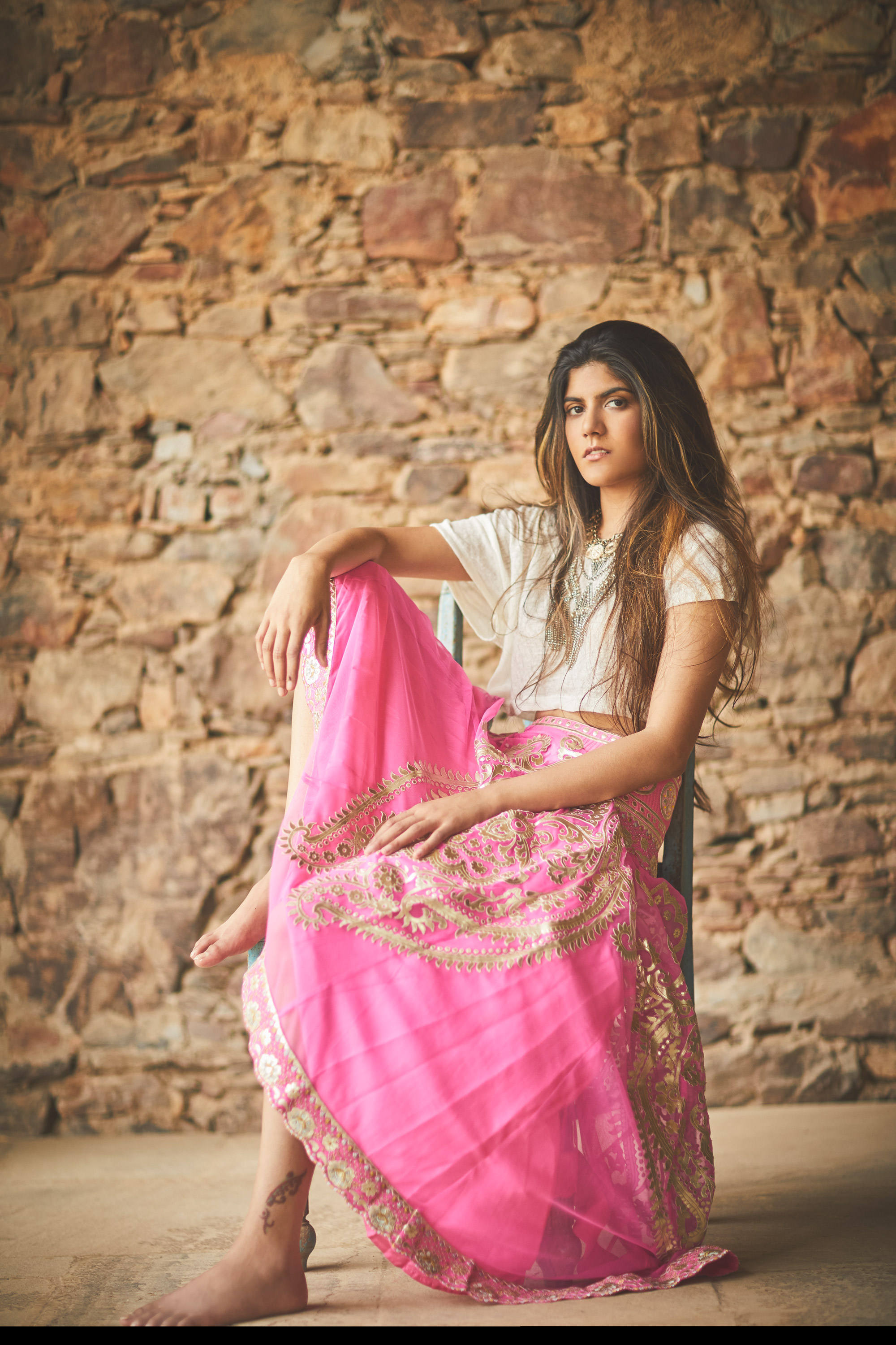Cutting through the clutter of Bollywood music, Ananya Birla is the first Indian artiste to go Platinum in the country to sing in English. (Photo Credit: Ananya Birla)