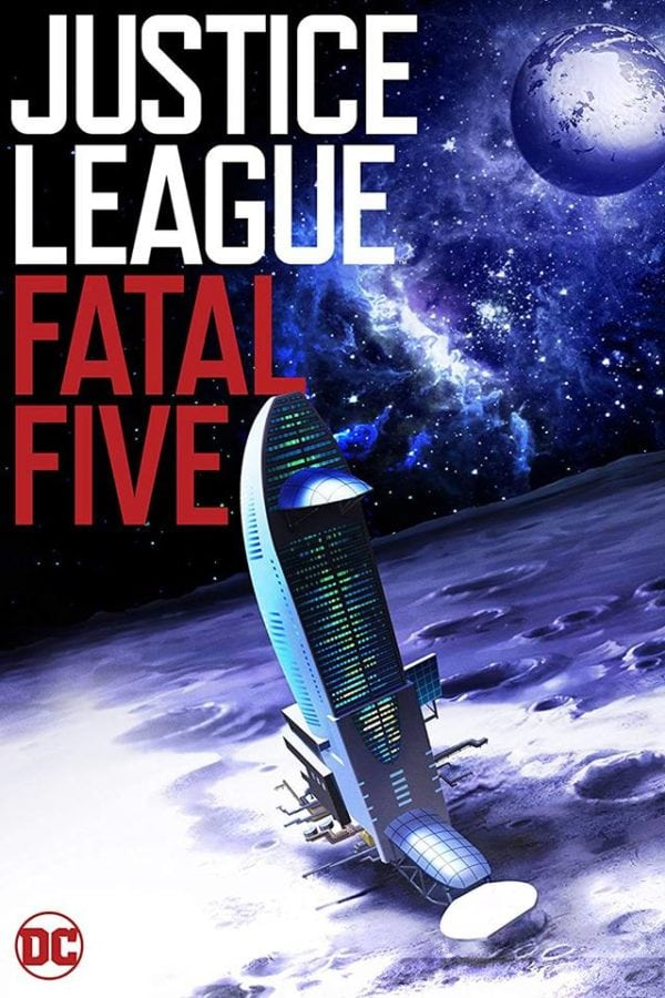 'Justice League vs. the Fatal Five'. Source: IMDB