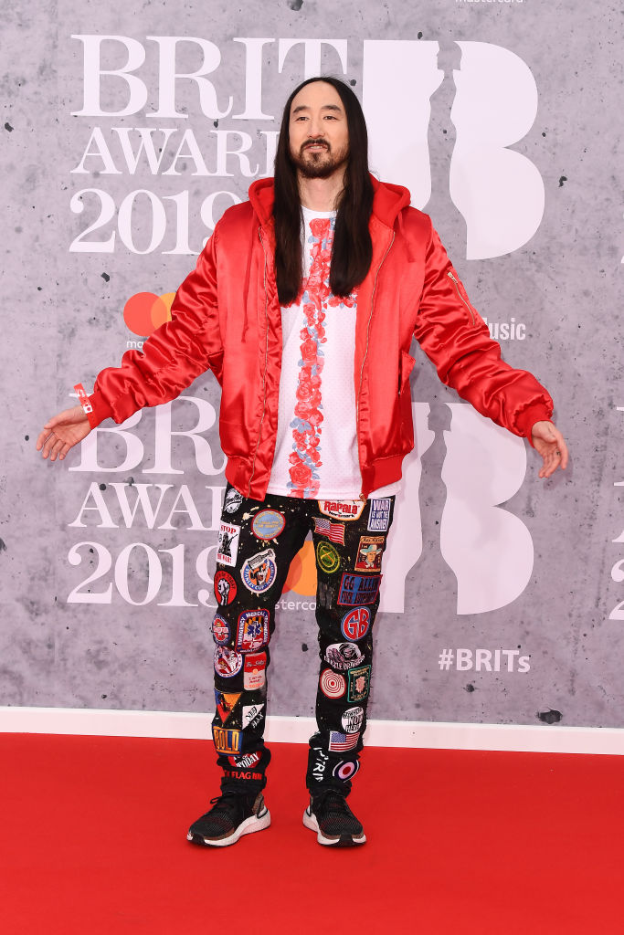 DJ Steve Aoki (Source: Getty Images)