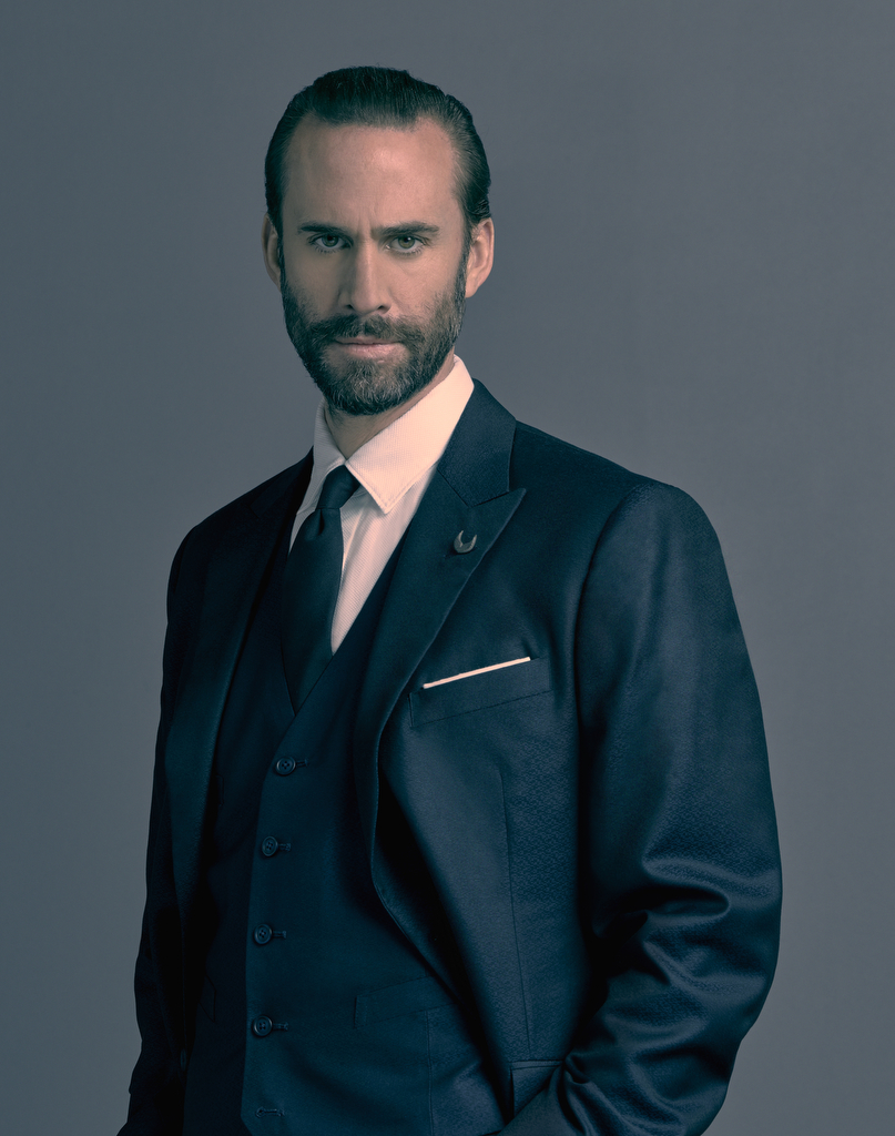 Joseph Fiennes plays the role of Fred Waterford in 'The Handmaid's Tale'. (Source: Hulu)