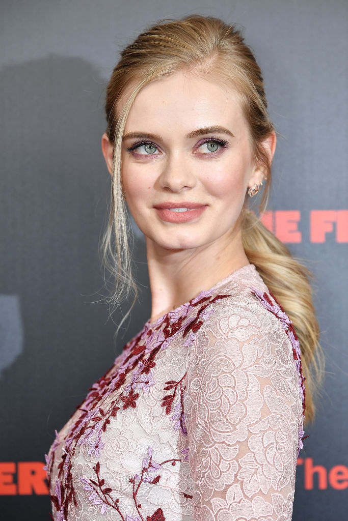 Actress Sara Paxton attends the New York premiere of 'The Front Runner' at the Museum of Modern Art on October 30, 2018, in New York City. (Getty Images)