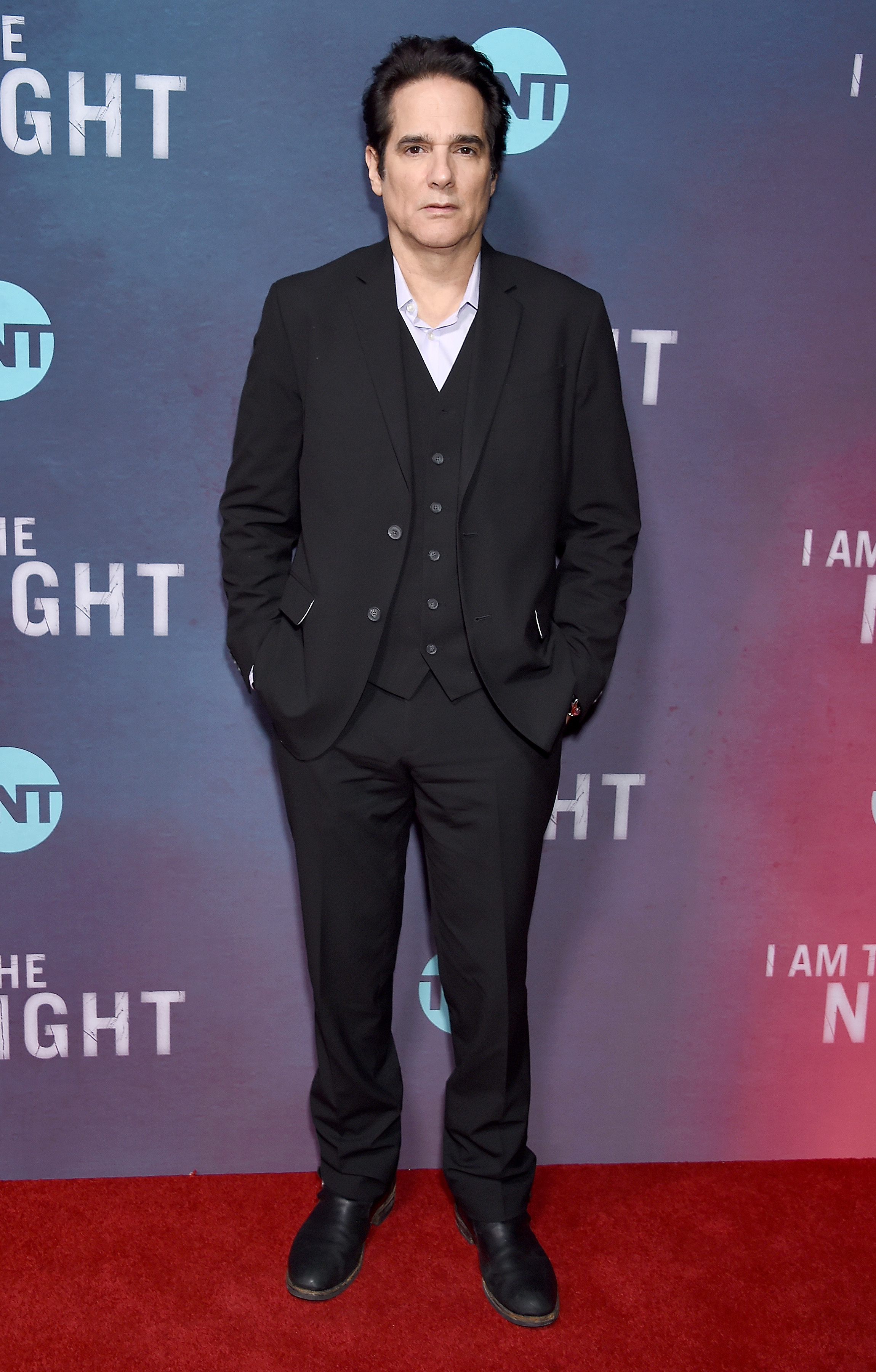 Yul Vazquez attends the Premiere Of TNT's 'I Am The Night' at Harmony Gold on January 24, 2019 in Los Angeles, California. (Photo by Gregg DeGuire/Getty Images)