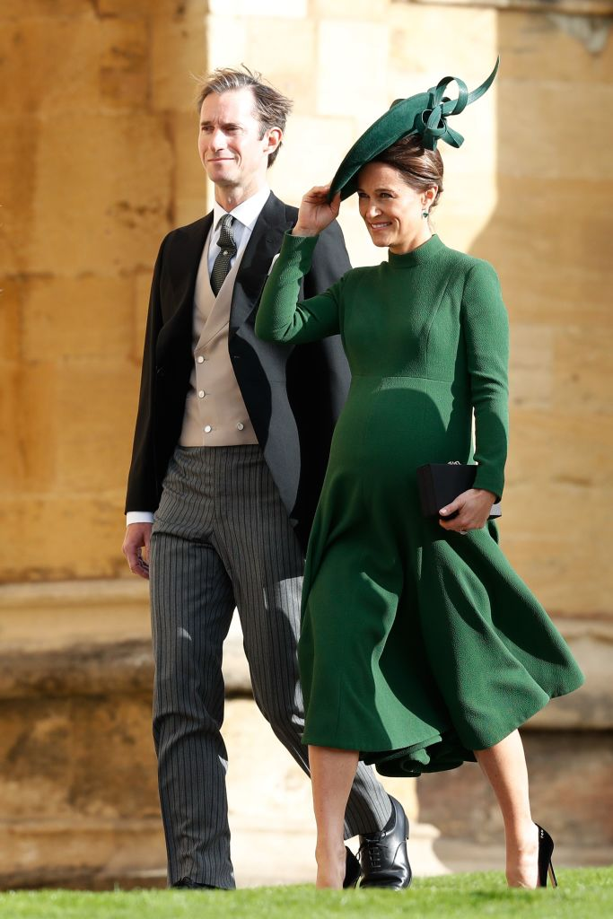 James Matthews and Pippa Middleton (Source: Getty Images)