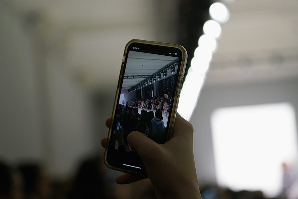 Some parents agree with the school that phones are a major cause of distraction. (Getty Images)