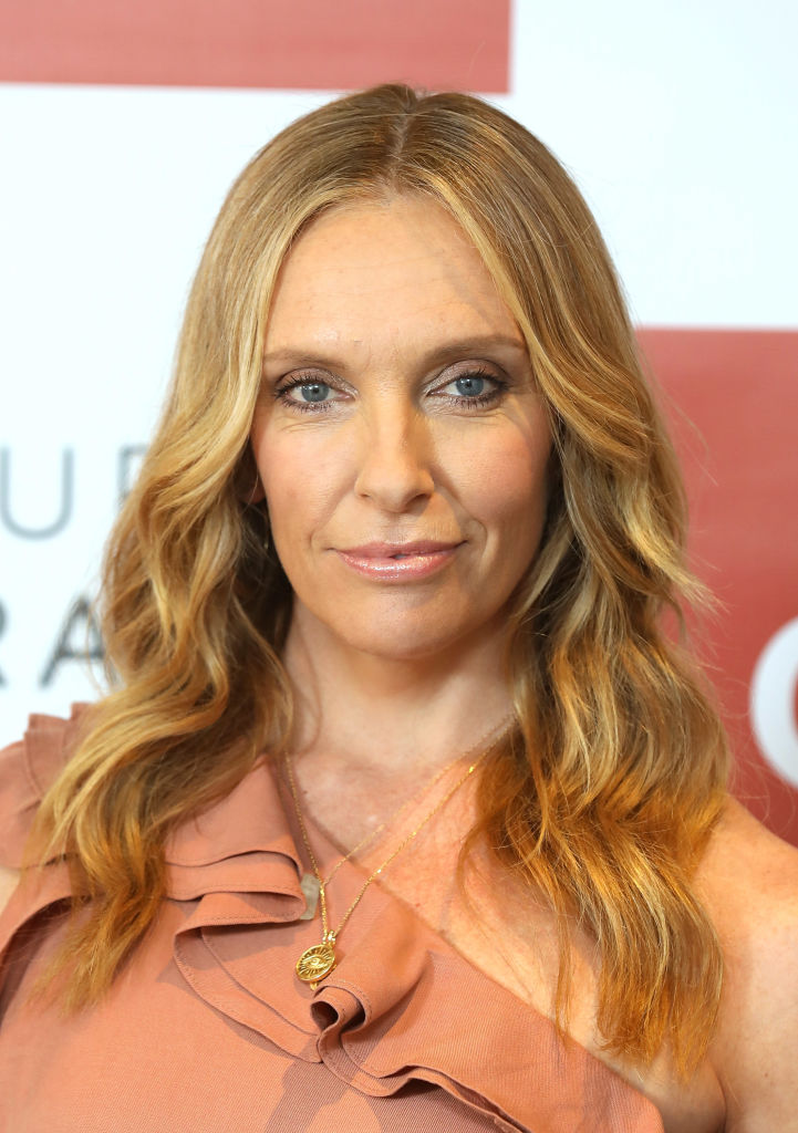 Toni Collette during a photocall for BBC One's 'Wanderlust' held at the Covent Garden Hotel on July 30, 2018 in London, England. (Photo by Tim P. Whitby/Tim P. Whitby/Getty Images)