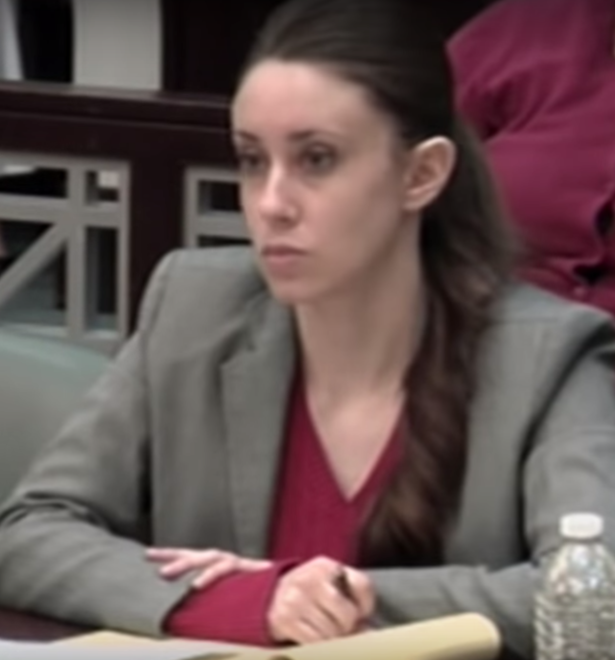 Casey Anthony (Source: YouTube)