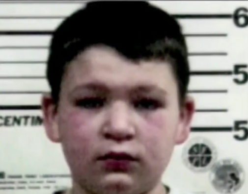 Brown was just 11-years-old when he was arrested for the murder (Source: Lawrence County Jail)