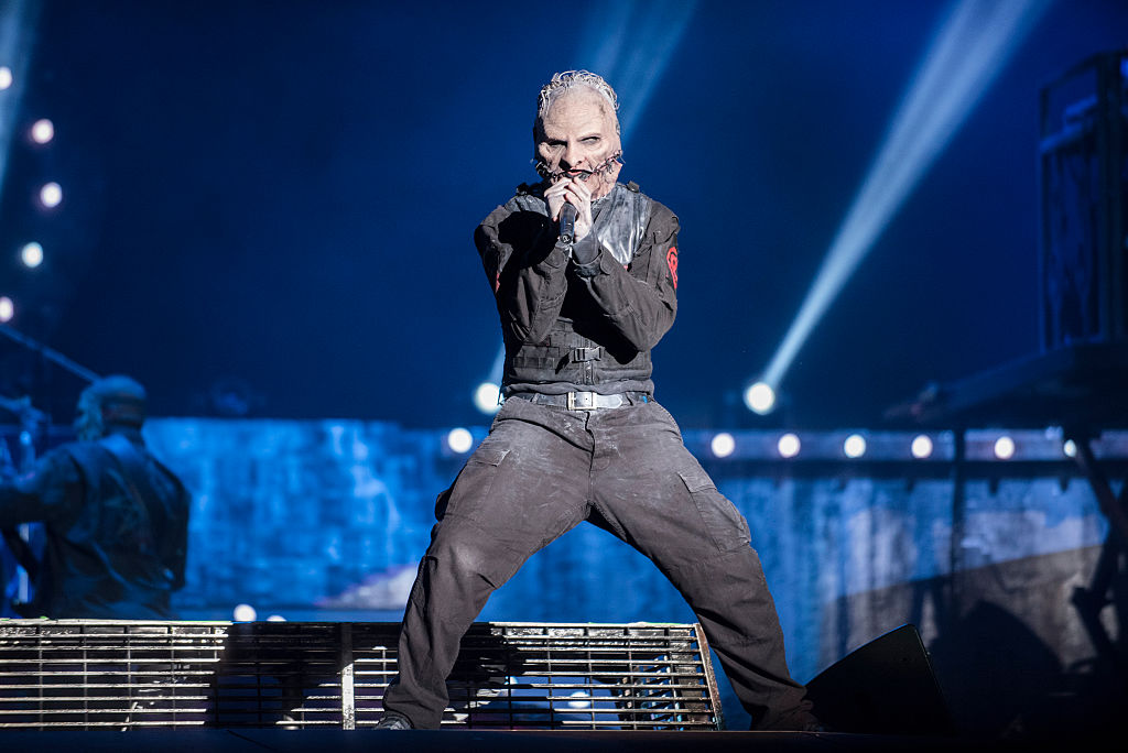 Corey Taylor from Slipknot (Source: Getty Images)