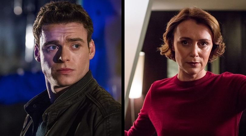 Sergeant David Budd (Richard Madden) and Julia Montague (Keeley Hawes) star in this epic six-part drama series