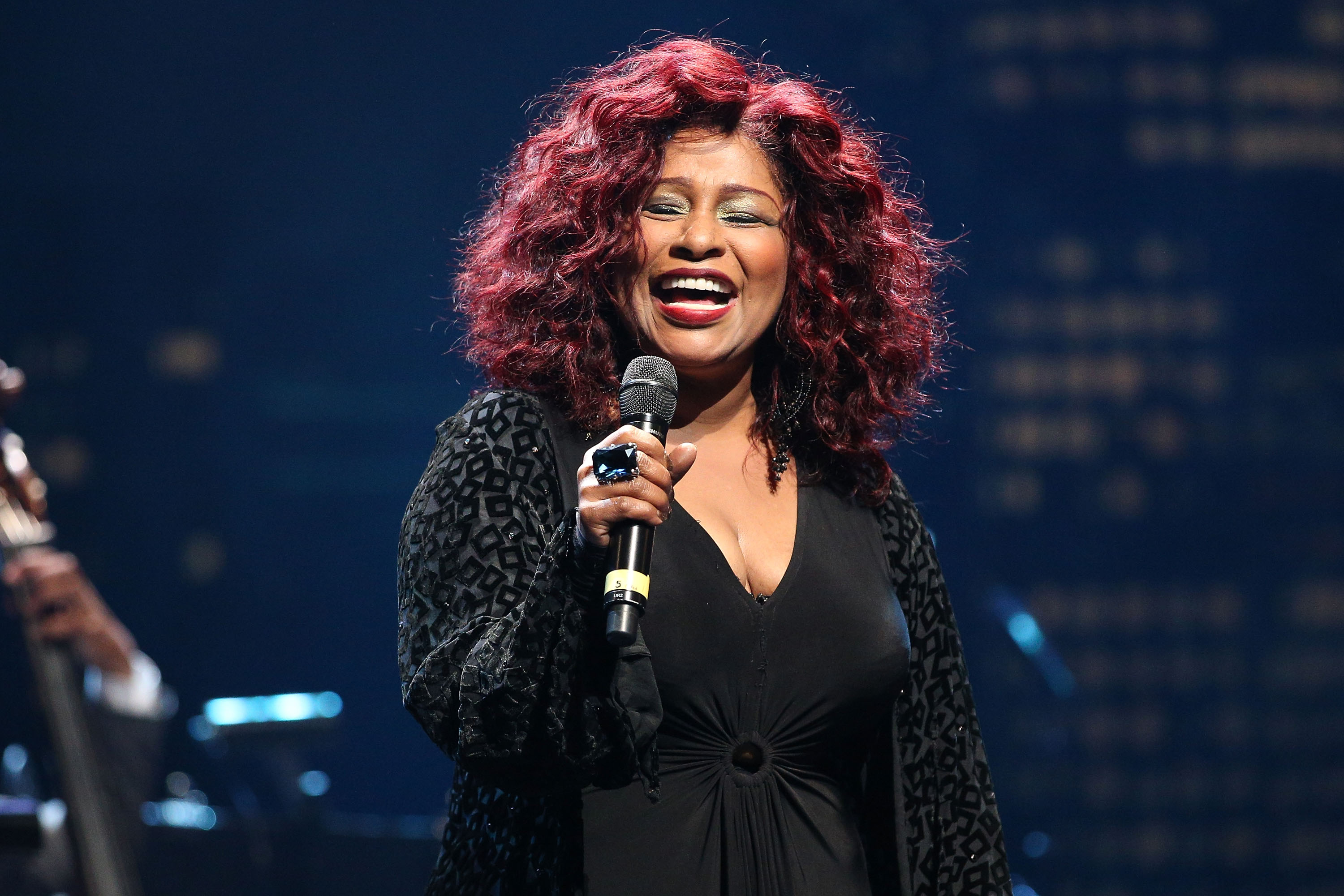 Chaka Khan misses out on being inducted for the third time this year. She was previously nominated in 2011 along with Rufus and again in 2015. (Photo: Getty Images)