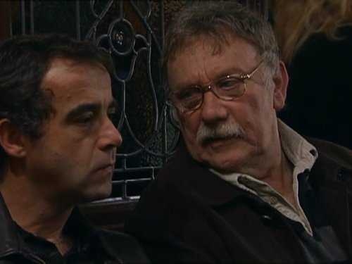 Peter Armitage ins a still from 'Coronation Street' (Source: IMDb)