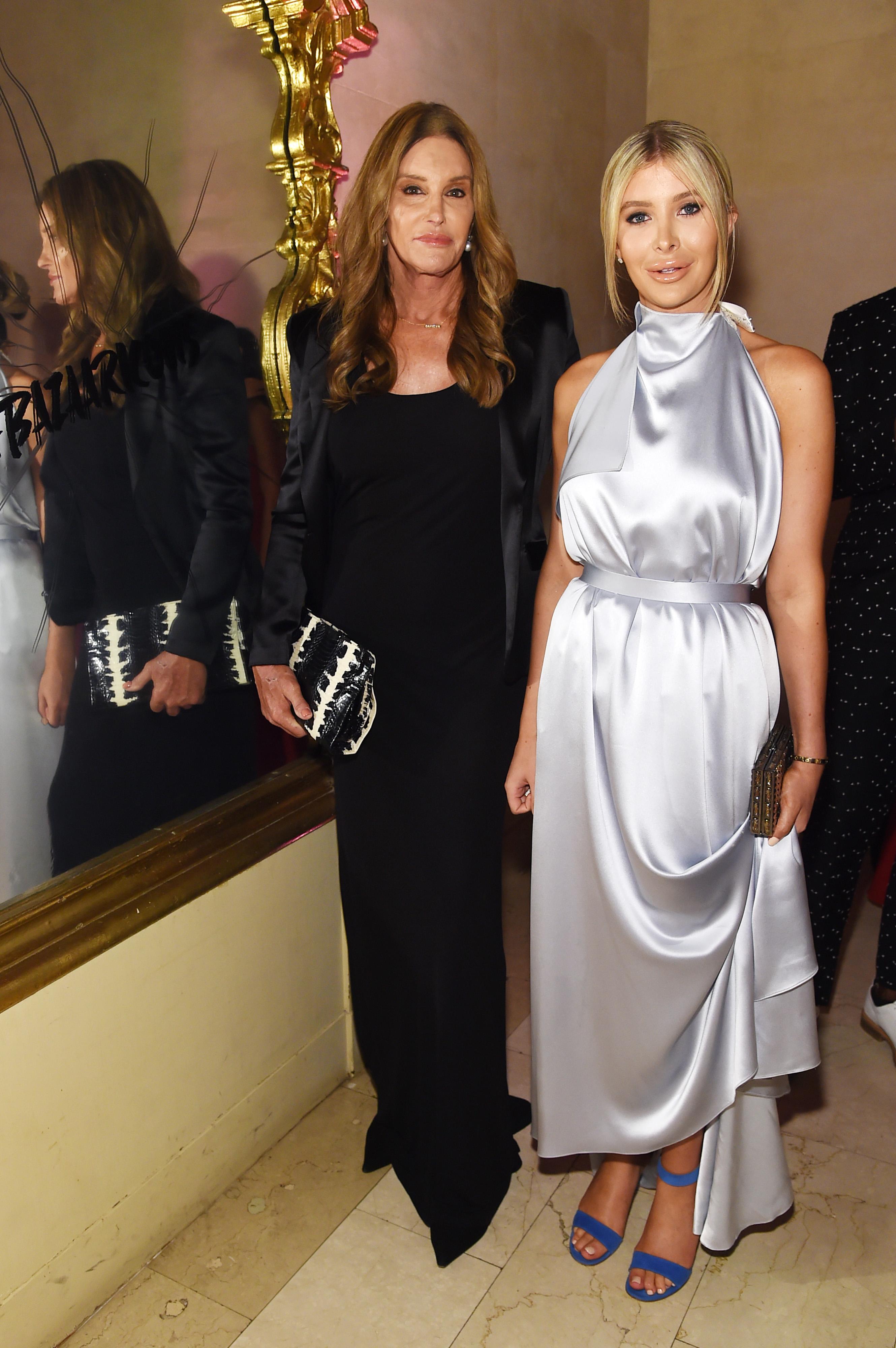 Image result for Caitlyn Jenner Sophia Hutchins