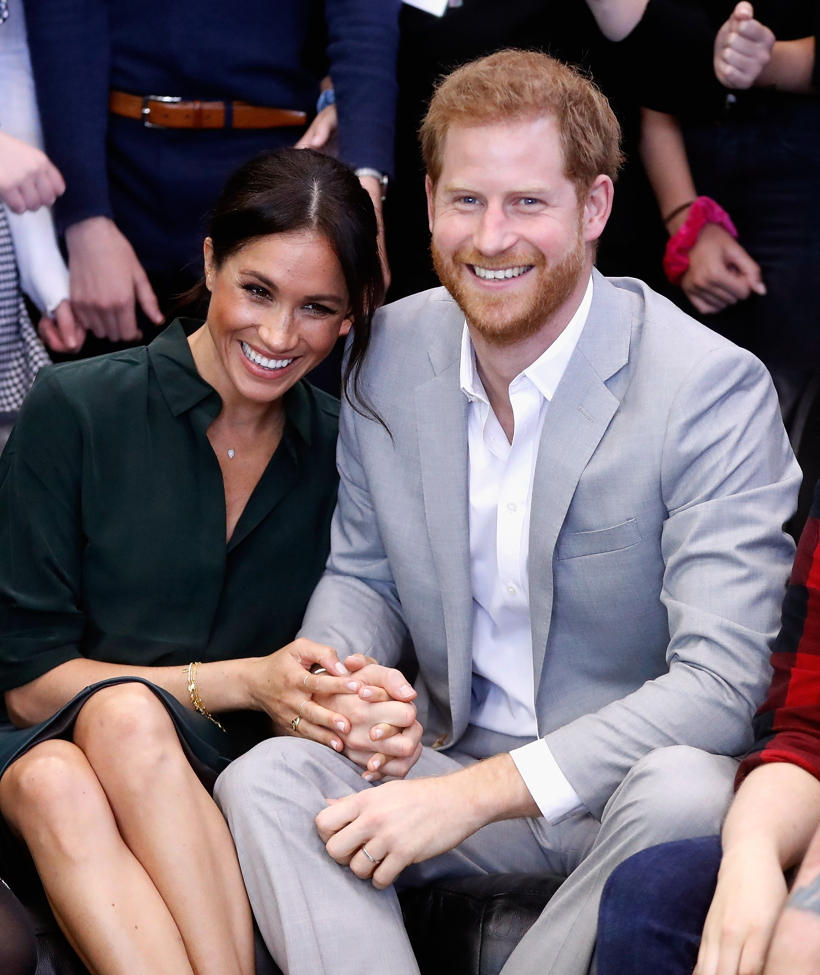 The Duke and Duchess of Sussex Prince Harry and Meghan Markle (Source: Getty Images)