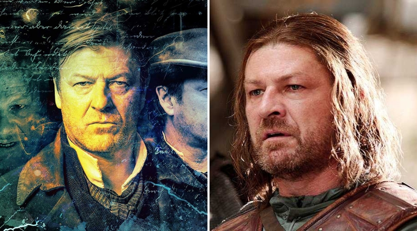 Sean Bean in 'The Frankenstein Chronicles' and 'Game of Thrones'. (Source: IMDB)