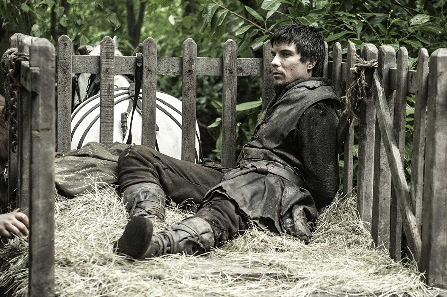 Gendry may just fulfill the 'Three-Headed Dragon' prophecy in 'Game of Thrones' (Source: IMDB)