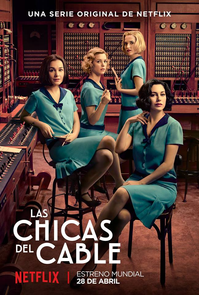 Cable Girls (Facebook)