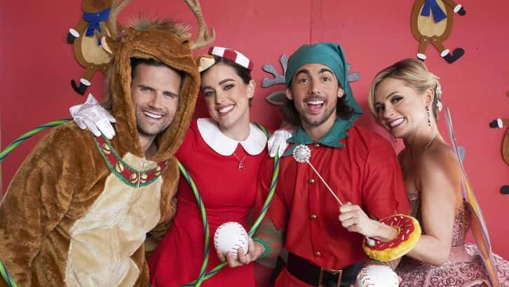 Finding Christmas Cast.A Merry Christmas Match On Hallmark Release Date Plot