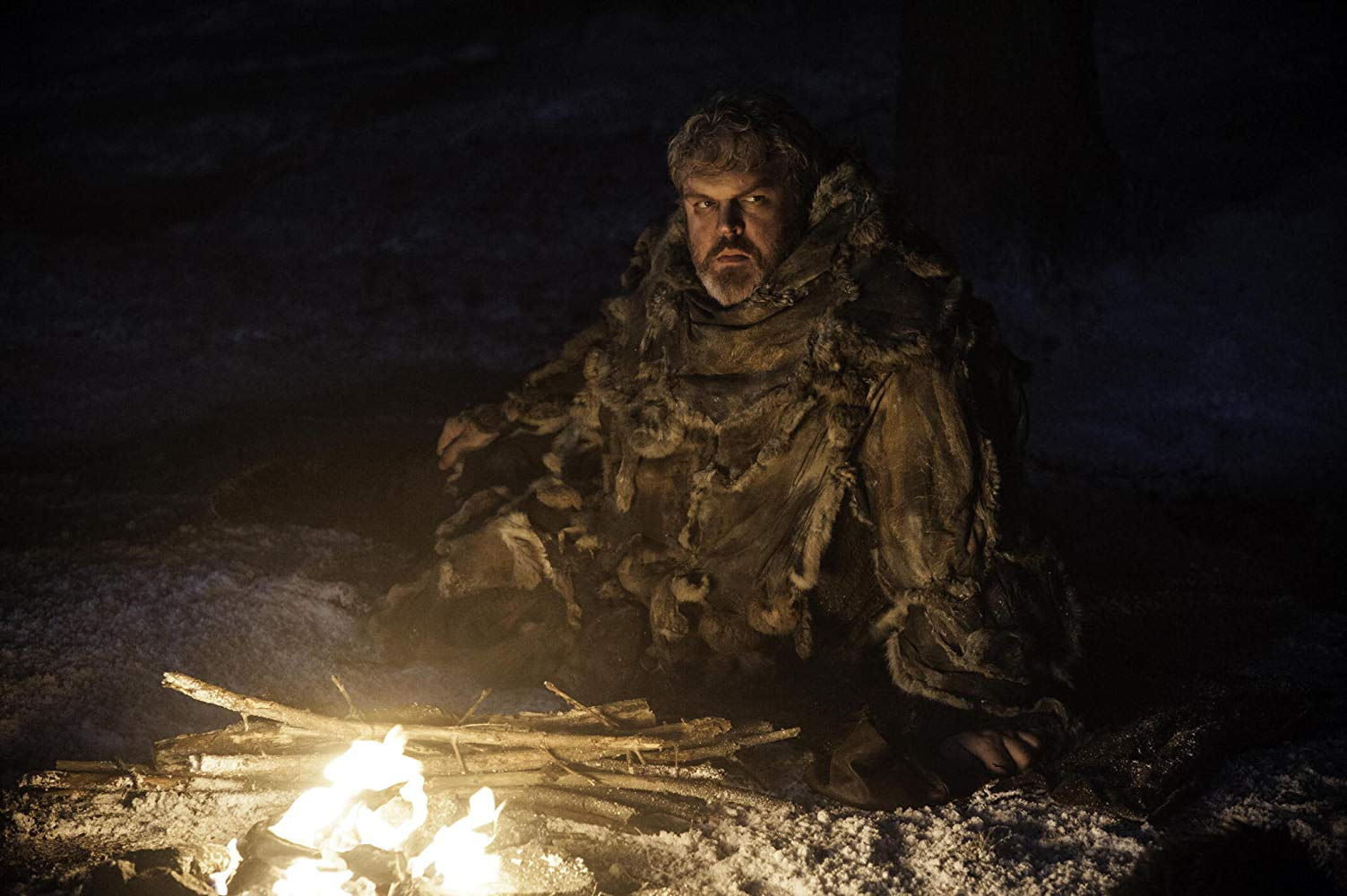 Kristian Nairn as Hodor in 'Game of Thrones'. (Source: IMDB)