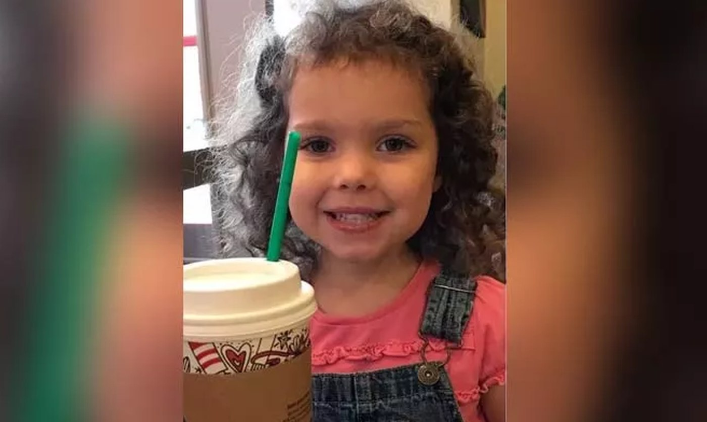 Four-year-old Heidi Todd was found safe in Alabama late Wednesday night, more than 24 hours after she was reported missing from her home. (Charleston Police Department)