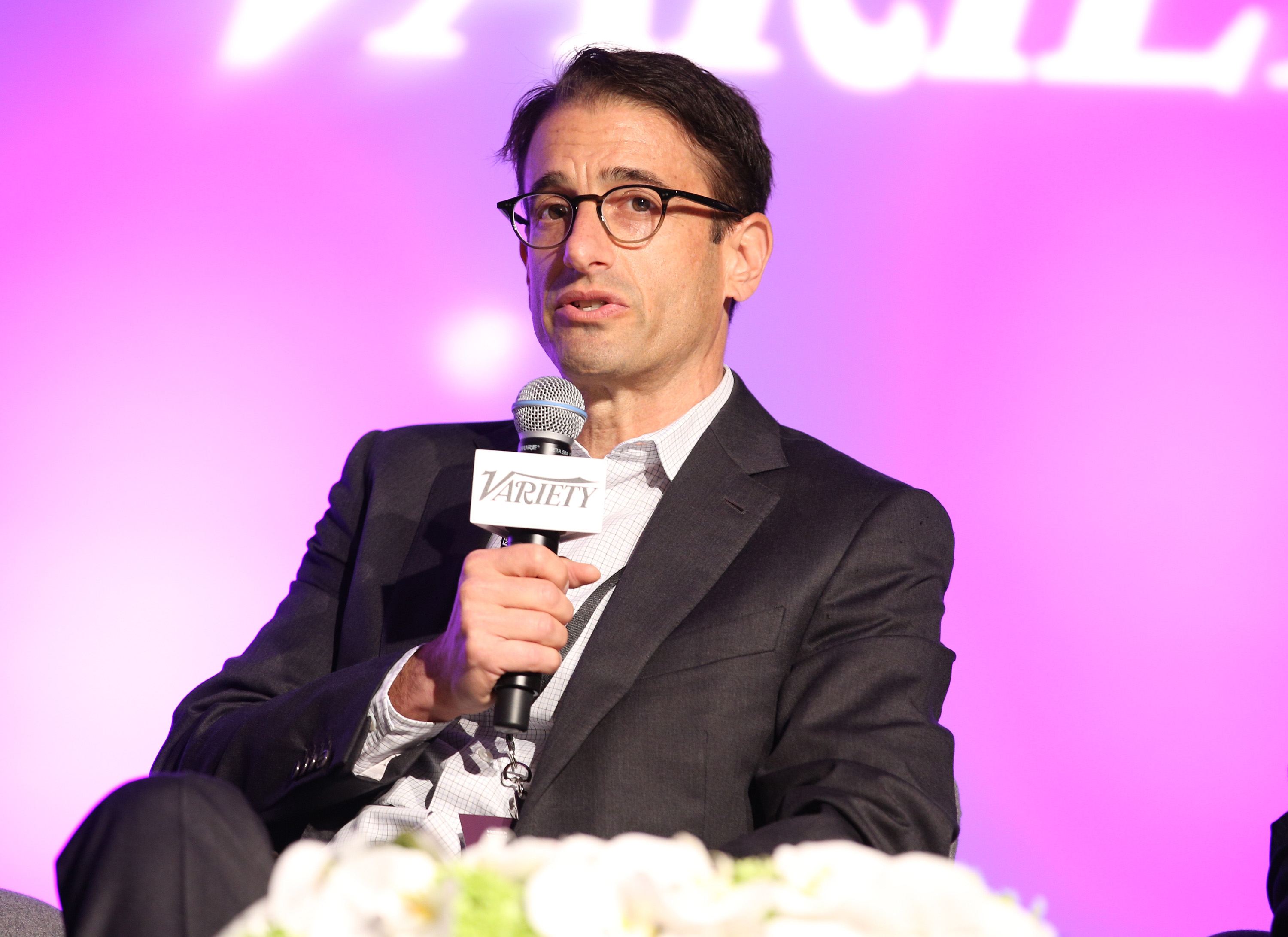 Warner Bros. Television Group President for Business and Strategy Craig Hunegs attends Variety's Spring 2014 Entertainment and Technology Summit at The Ritz-Carlton, Marina Del Rey on May 5, 2014 in Marina del Rey, California.