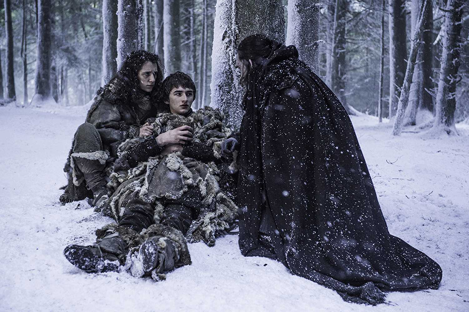 Uncle Benjen told Bran the truth about his survival. (IMDb)