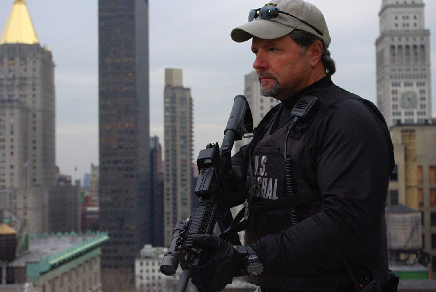As Chief Inspector/Commander with the U.S. Marshal Joint Fugitive Task Force, Lenny DePaul (pictured) oversaw investigators from over 90 federal, state and local agencies on fugitive cases including narcotics warrants, criminal aliens, gangs, and weapons violators.  (IMDb)
