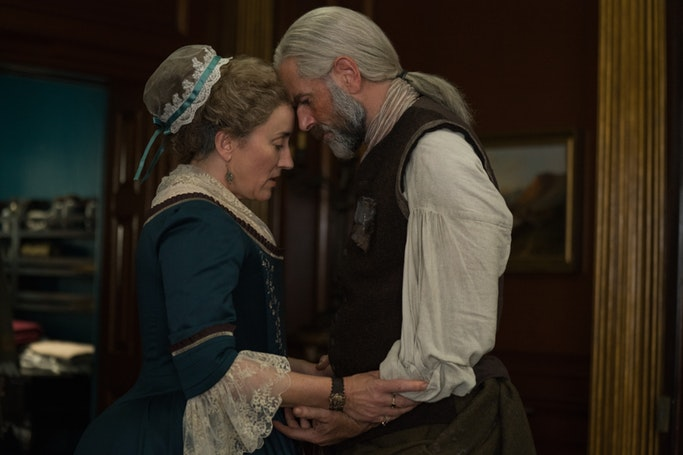 Aunt Jocasta and Murtagh Fitzgibbons (Starz)