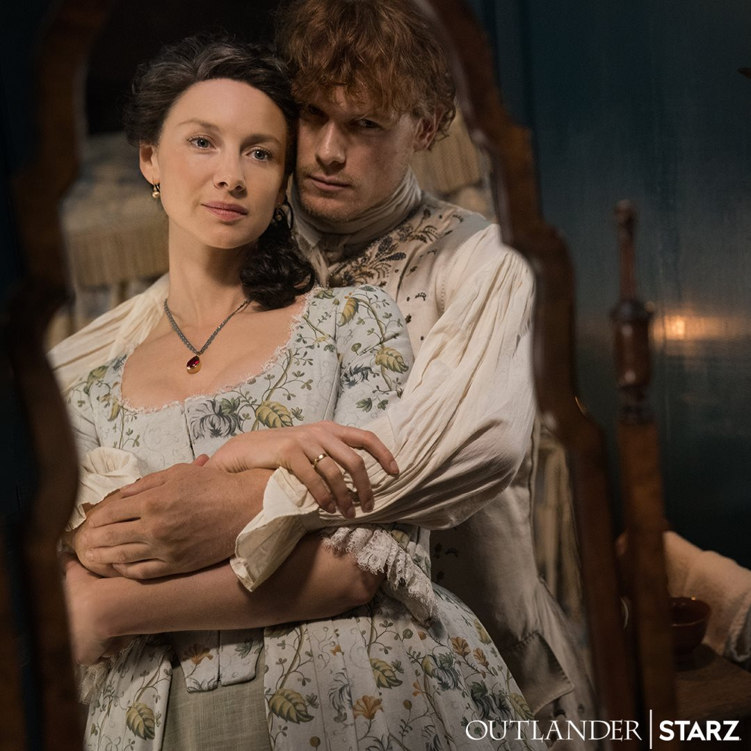 'Outlander' returns on Starz with season 4
