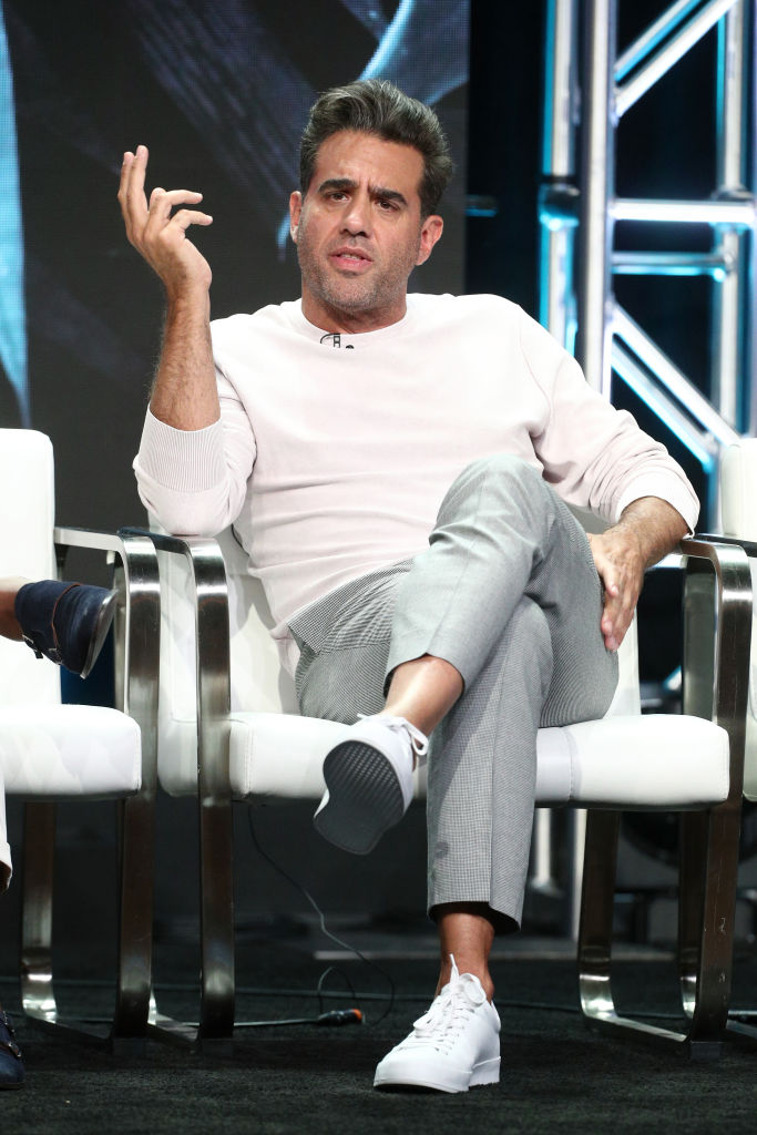 Actor Bobby Cannavale of 'Homecoming' speaks onstage during the Amazon Studios portion of the Summer 2018 TCA Press Tour at The Beverly Hilton Hotel on July 28, 2018 in Beverly Hills, California. (Photo by Frederick M. Brown/Getty Images)