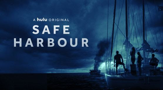Hulu is bringing the story of five Australians, a fishing boat, and the desire for revenge. (Hulu)