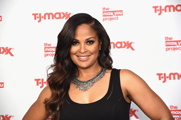 Laila Ali teamed up with T.J.Maxx to launch 'The Maxx You Project'. (Getty Images)