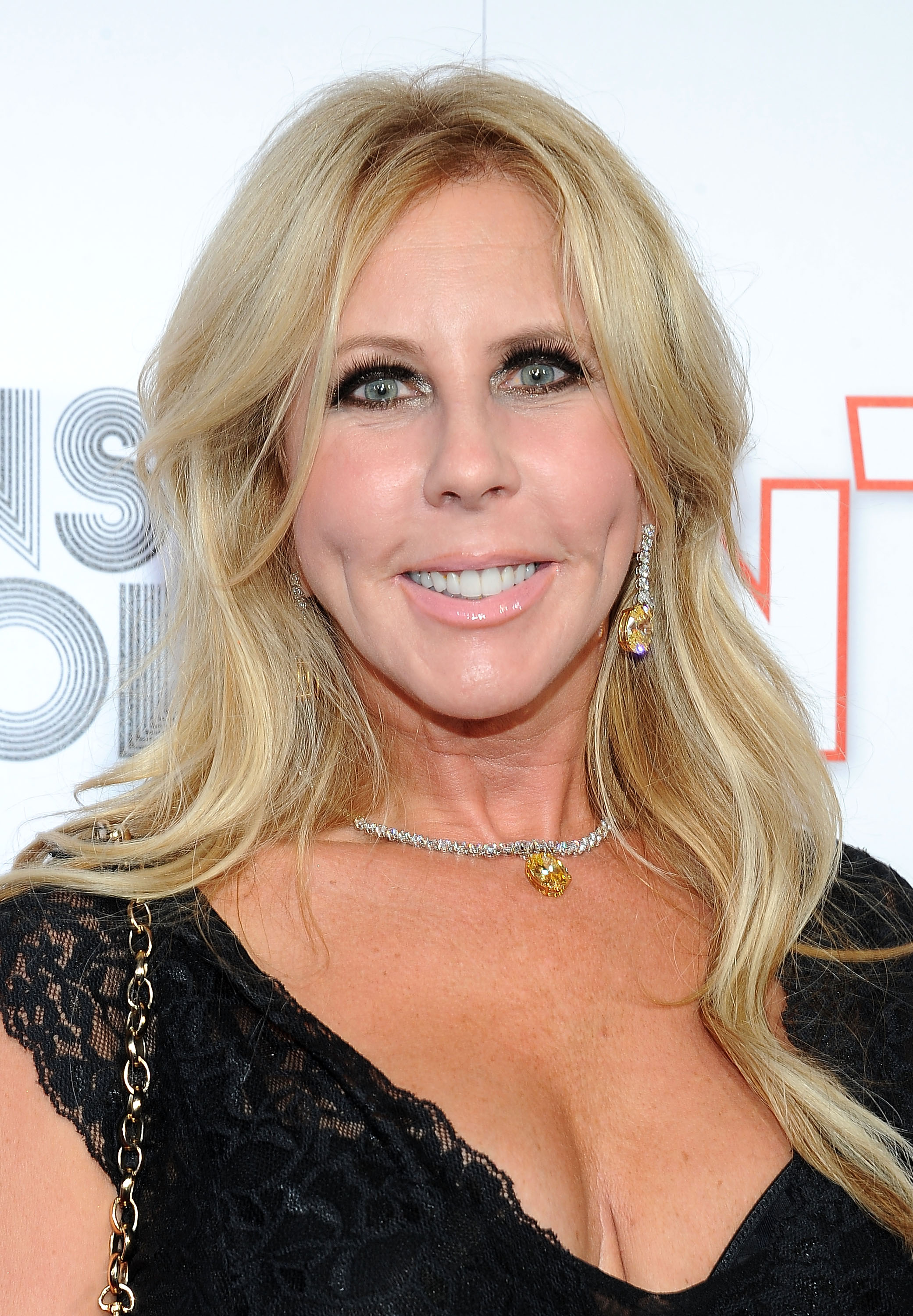 Vicki Gunvalson attends In Touch Weekly's 5th Annual 2012 Icons + Idols at Chateau Marmont on September 6, 2012 in Los Angeles, California.