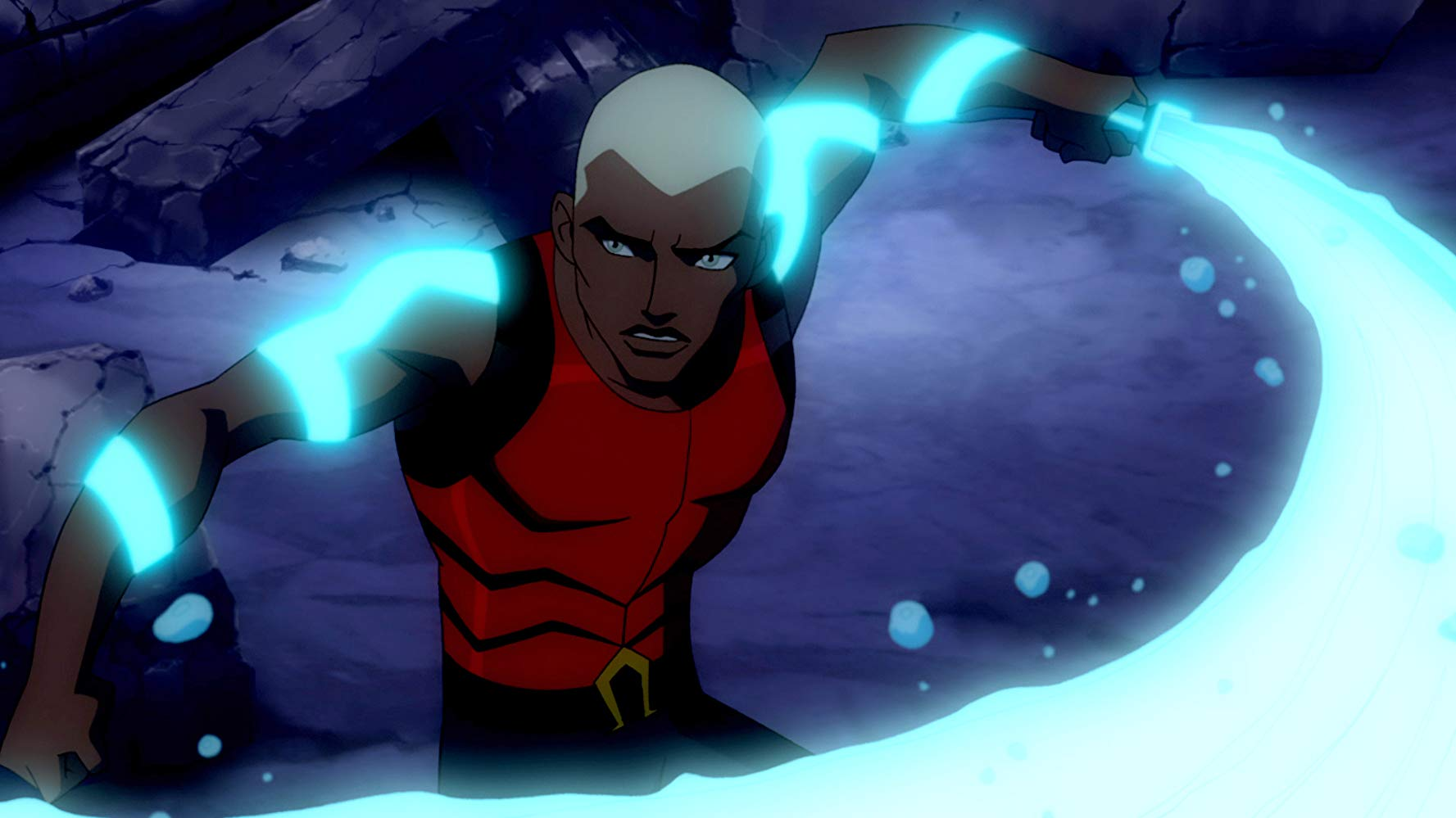 Khary Payton as Aqualad in 'Young Justice'. Source: IMDB