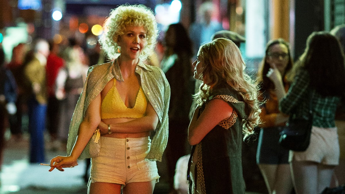 Maggie Gyllenhaal as Candy in 'The Deuce' (HBO)