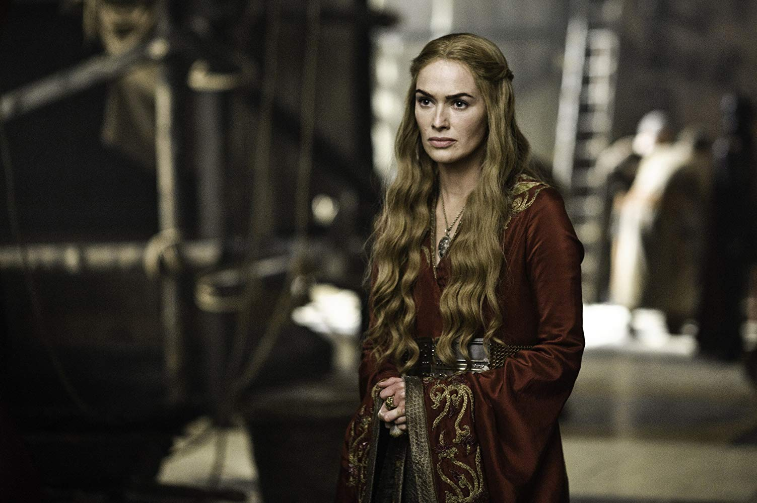 Cersei Lannister (Lena Headey) in 'Game of Thrones'. (Source: IMDB)