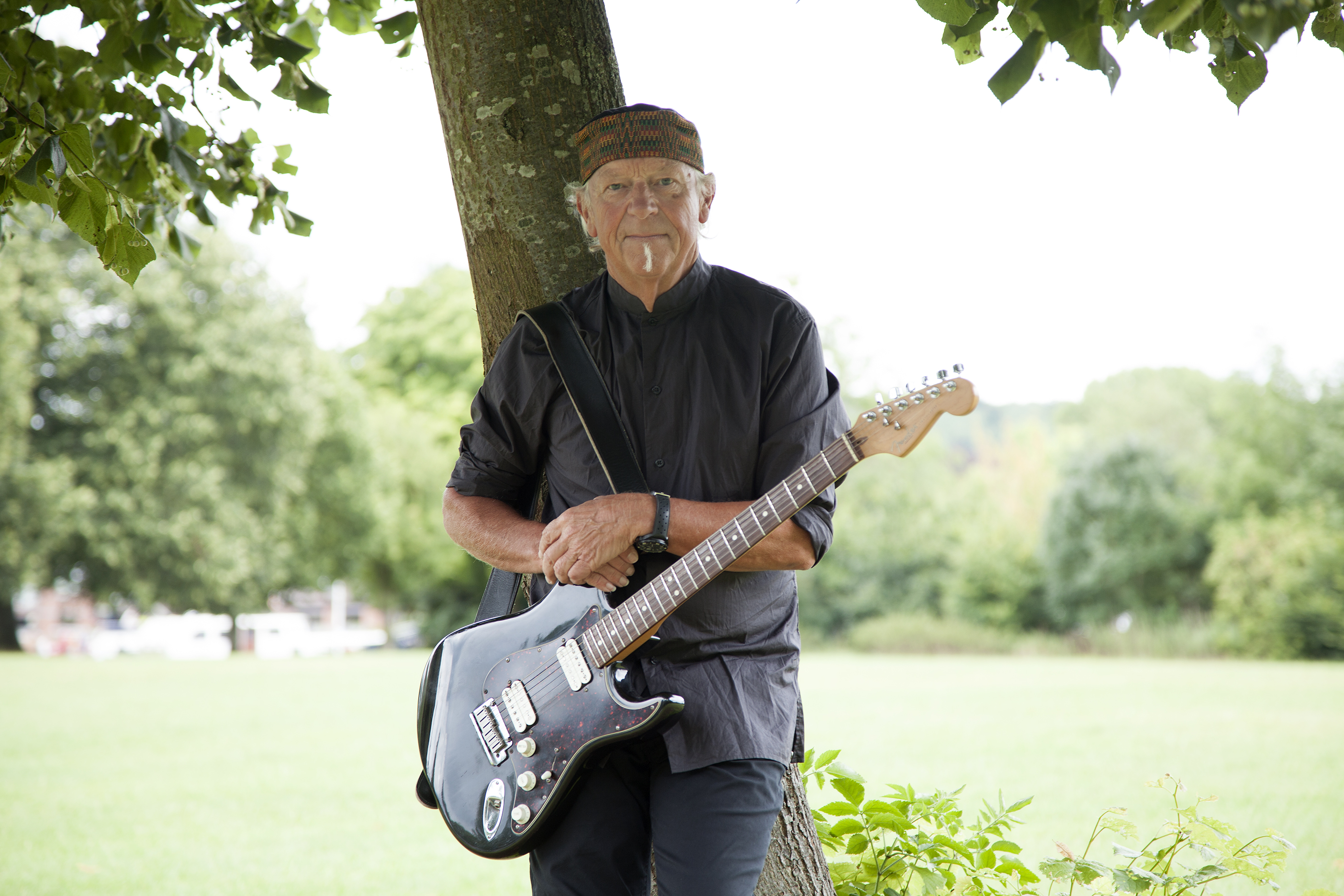 Martin Barre is set to hit the road in support of his upcoming album, 'Roads Less Travelled'.