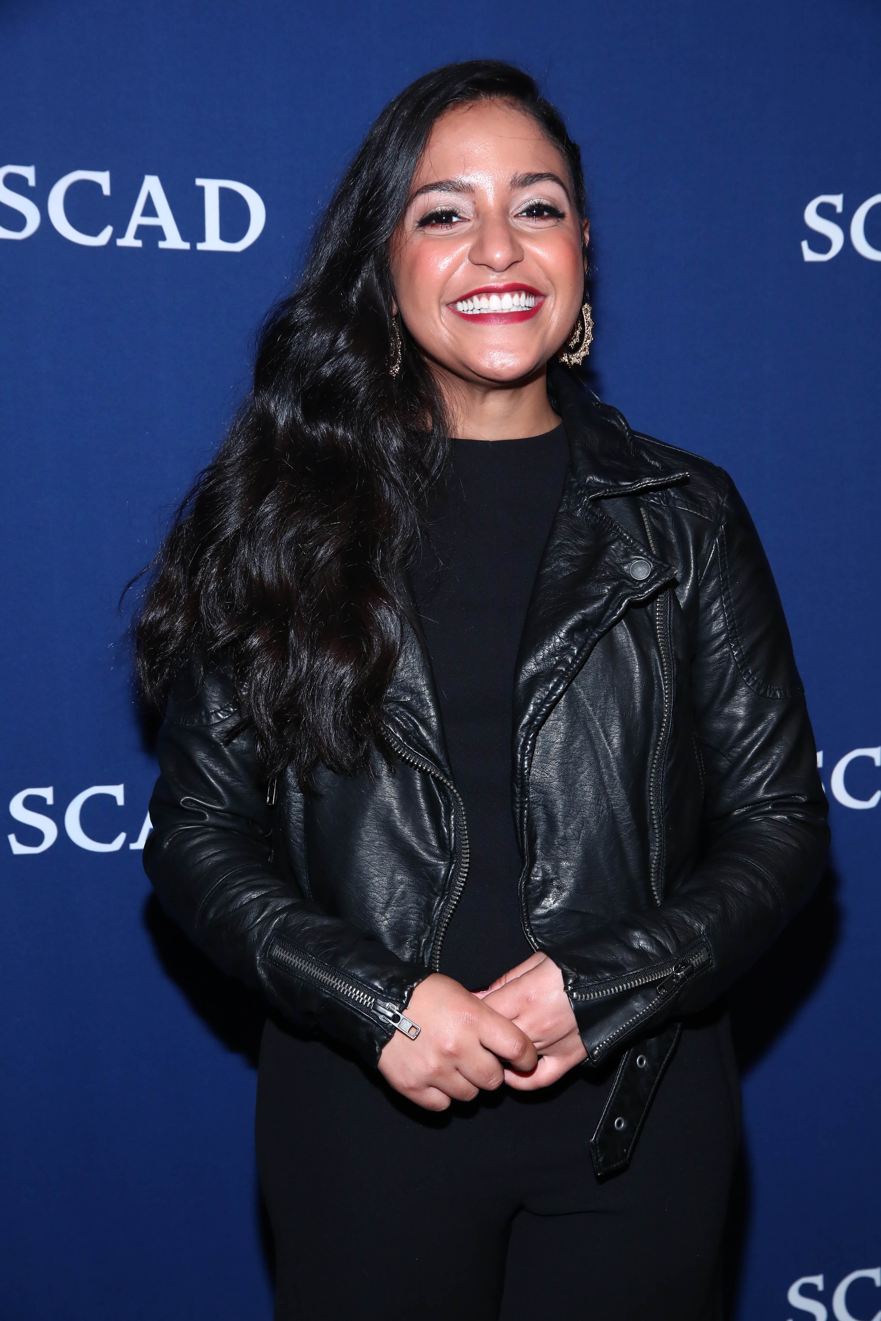 "Actress Coral Peña attends Cast Award Photo Opp Backstage for ""24: Legacy"" during Day One of the aTVfest 2017 presented by SCAD on February 2, 2017, in Atlanta, Georgia. (Photo by Astrid Stawiarz/Getty Images)"