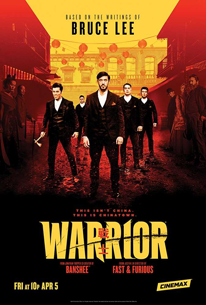 'Warrior' finally brought in the true untold story of the people who had crossed the sea for a new home. (IMDb)