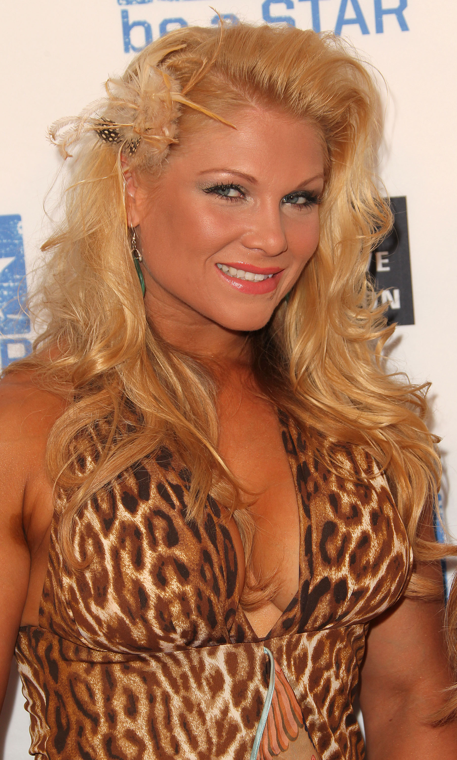 Beth Phoenix attends the WWE and The Creative Coalition's 'be a Star' SummerSlam Kickoff Party at The Andaz Hotel on August 11, 2011 in Los Angeles, California. (Getty Images)