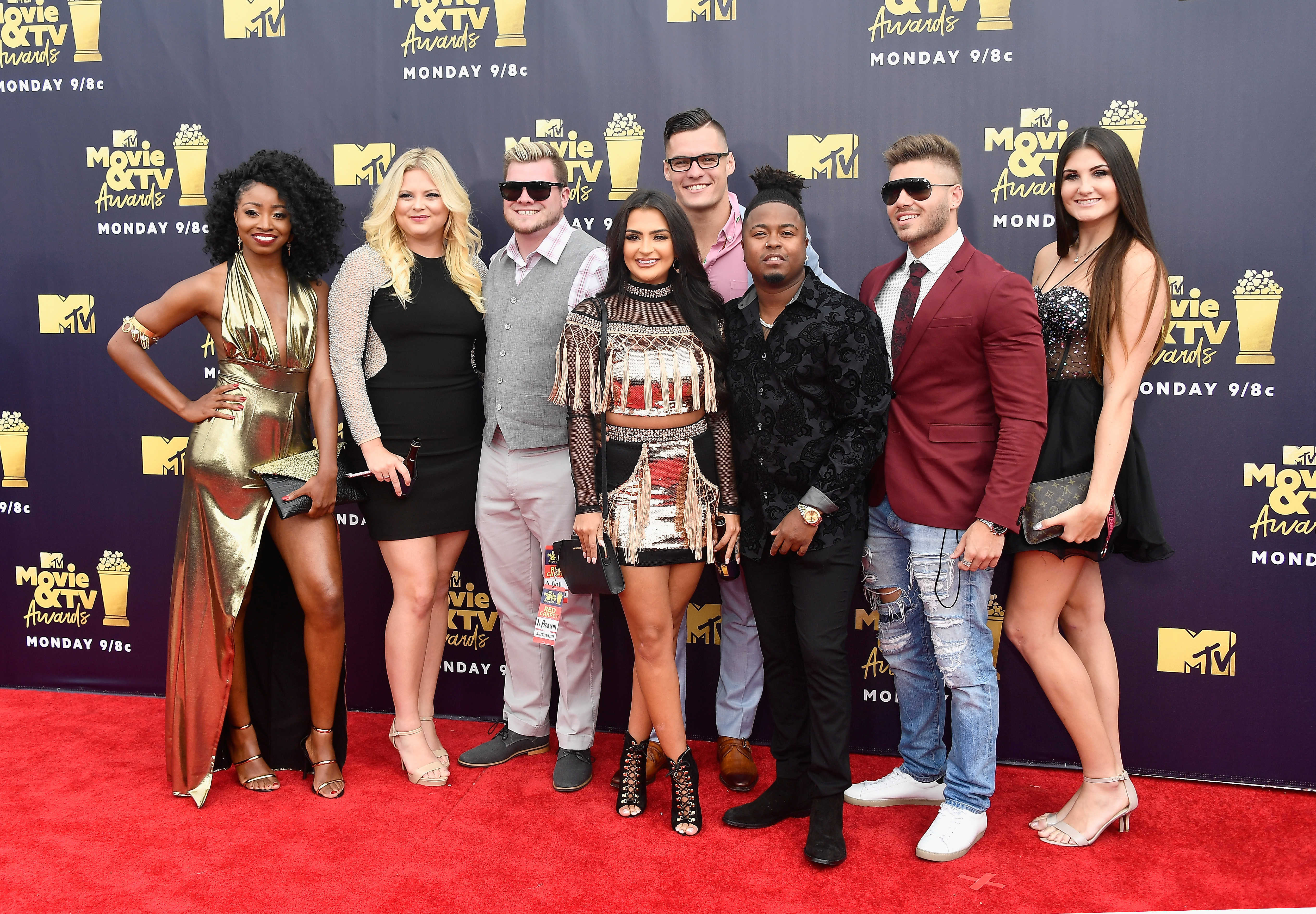 The Cast of 'Floribama Shore' (Source: Getty Images)
