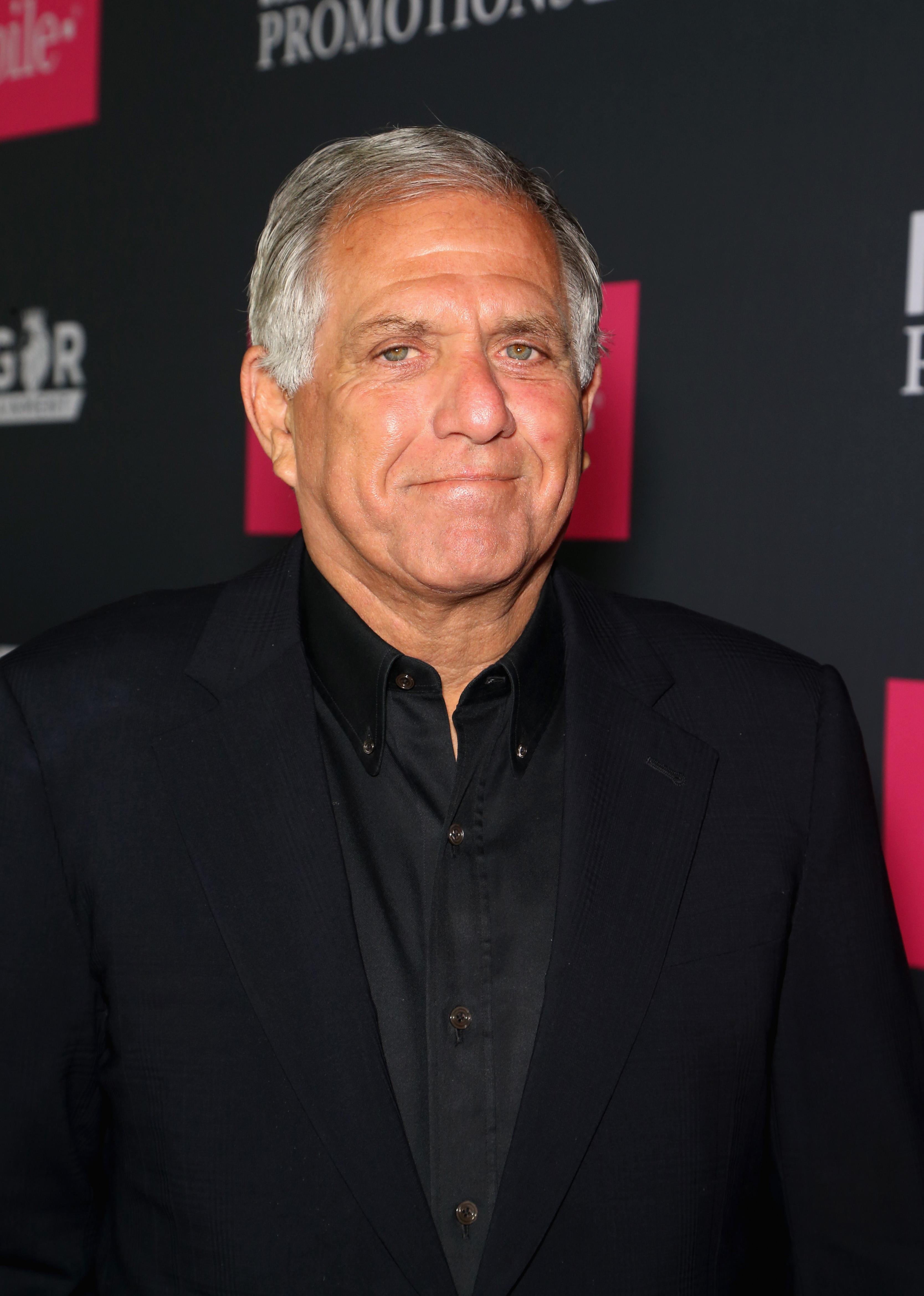 CBS Chief Executive Officer Leslie Moonves arrives for T-Mobile's Showtime, WME IME and Mayweather Promotions VIP Pre-Fight Party for Mayweather vs. McGregor at T-Mobile Arena on August 26, 2017 in Las Vegas, Nevada.