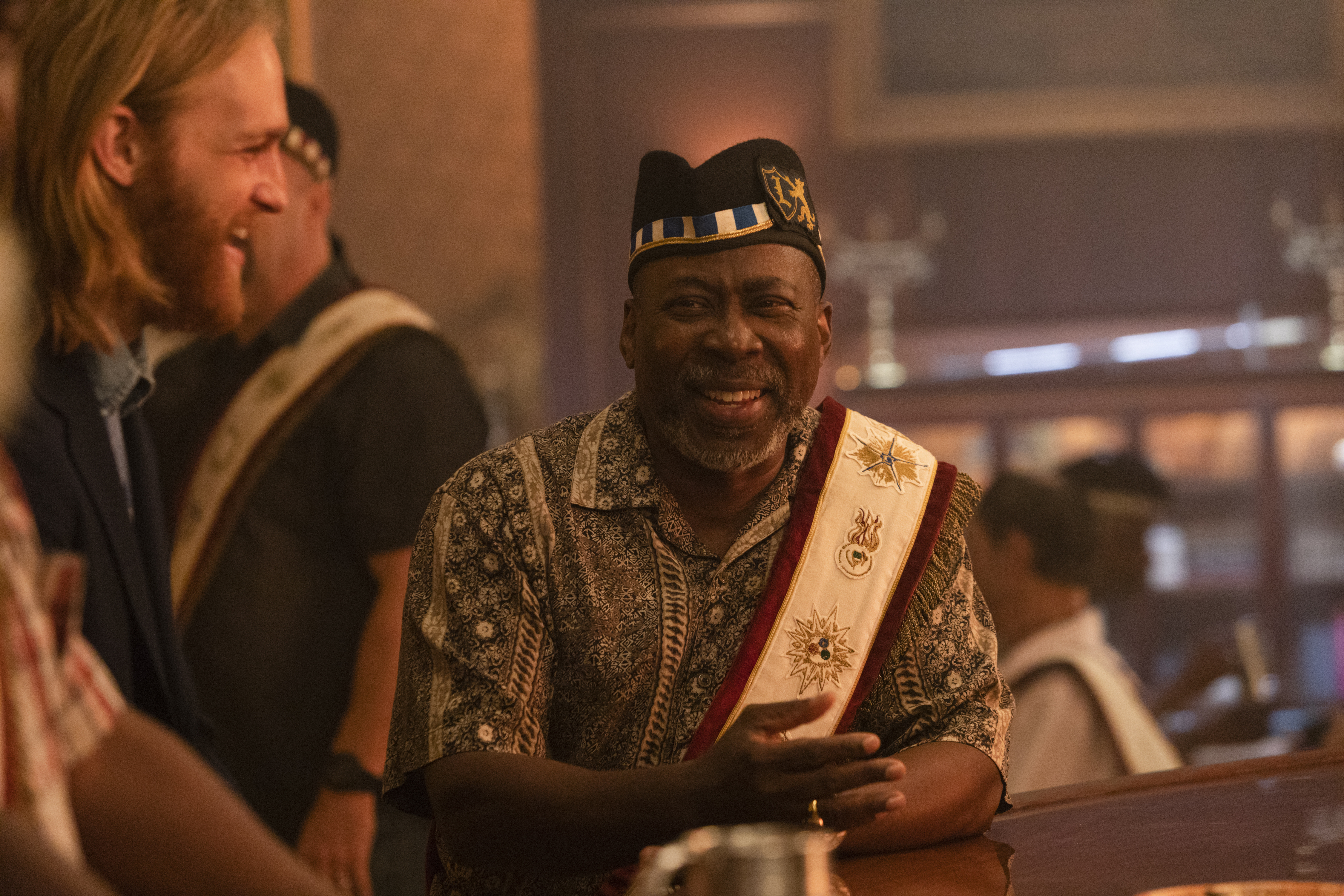 Ernie Fonataine in Lodge 49