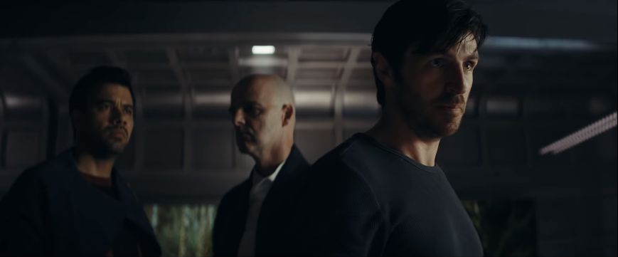 A scene from the 'Nightflyers' trailer